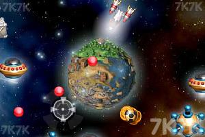 《宇宙战争》游戏画面4