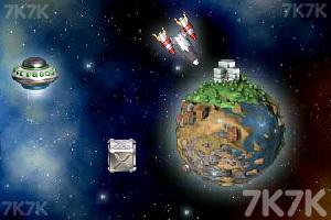 《宇宙战争》游戏画面5