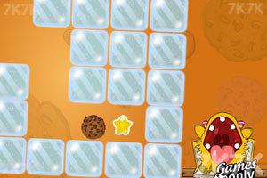 《小黄怪吃饼干》游戏画面3