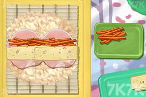 《美味寿司卷》游戏画面1