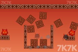 《轰炸小恶魔》游戏画面3