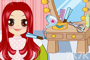 《我是一个理发师》游戏画面1