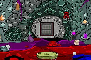 《逃出洞穴》游戏画面1