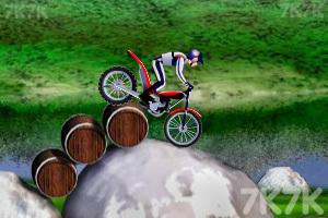 《狂热单车》游戏画面1
