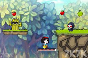 《白雪公主救矮人》游戏画面5