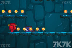 《机器人吃豆豆》游戏画面4