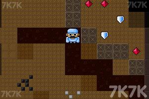 《挖地老矿工无敌版》游戏画面5