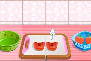 《迷你比萨饼》游戏画面1