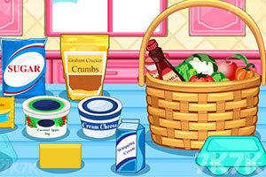 《焦糖蛋糕》游戏画面1