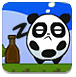 喝醉酒的熊猫