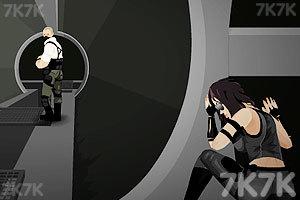 《女特工的秘密潜入4中文版》游戏画面4