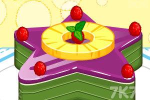 《大头妹做蛋糕》游戏画面3