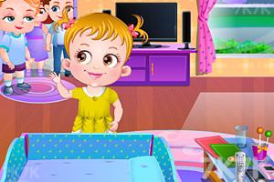 《可爱宝贝照顾弟弟》游戏画面3