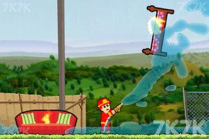 《英勇消防员》游戏画面5