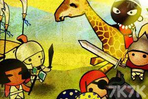 《文明战争2史诗篇》游戏画面1