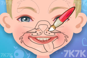 《画脸艺术家》游戏画面2