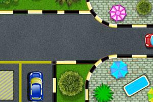 《极限城区停车》游戏画面1