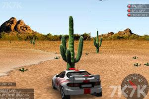 《3D赛车》游戏画面3