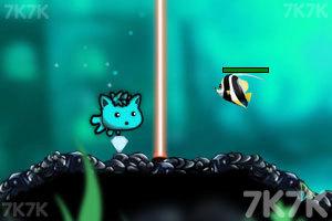 《绿皮怪偷钻石》游戏画面1