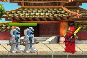 《战斗吧旋转忍者》游戏画面1
