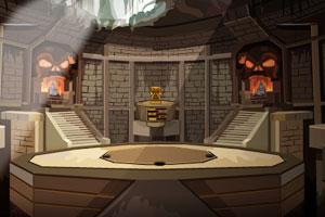 《逃出浮动城堡》游戏画面1