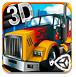 3D美国卡车