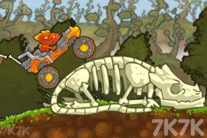 《怪兽大脚车竞速》截图1