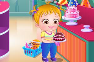 可爱宝贝过生日