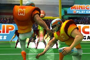 《3D橄榄球》游戏画面1