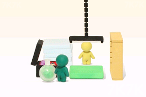 《小泥人成长计划》游戏画面4