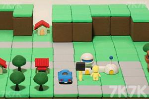 《小泥人成长计划》游戏画面5