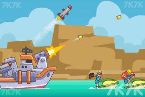 《拯救海豚行动》游戏画面3