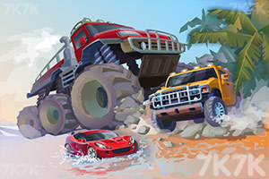 《疯狂吉普车2》游戏画面1