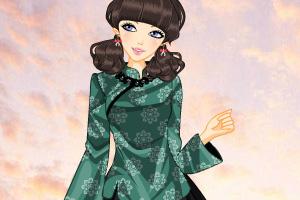 《旗袍上衣》截图1
