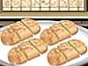 面包奶酪香卷