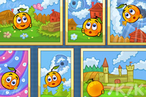 《拯救橙子骑士版》游戏画面1