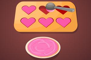 情人节巧克力软糖