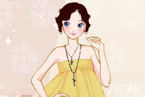 《千金小姐换装》游戏画面1