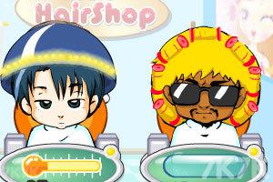 《发型屋》游戏画面1