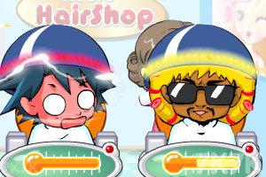 《发型屋》游戏画面3