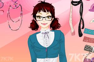 《可爱少女换装》游戏画面5