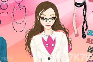 《可爱少女换装》游戏画面4