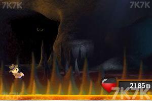 《洞穴逃生》游戏画面3