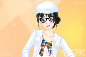 《青春MM换装》游戏画面2