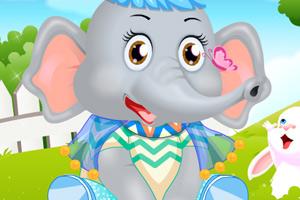 《宝贝小象》游戏画面1