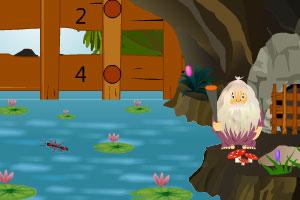《蚂蚁洞穴逃脱》游戏画面1