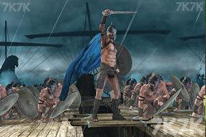 《300勇士:帝国崛起》游戏画面3