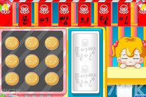 《韩国烧章鱼》游戏画面2
