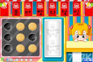 《韩国烧章鱼》游戏画面4