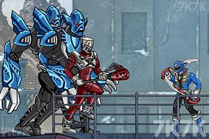 《超级巨能战队2》截图3